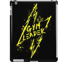 Instinct Gym Leader iPad Case/Skin