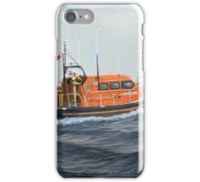 "Royal National Lifeboat Institution MLB ""The Morrell"" iPhone Case/Skin"