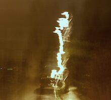 Fork Lightning  by Daniel Aburrow