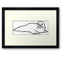 Going Clubbing?   No Thank You! Framed Print
