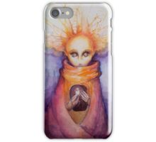 Alone at night iPhone Case/Skin