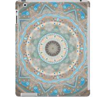 Water and Earth Mandala iPad Case/Skin