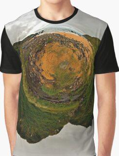Glenagivney Beach, Inishowen, Donegal Graphic T-Shirt