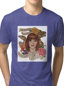Jurassic World Tri-blend T-Shirt