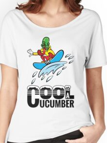 Cool as a Cucumber Women's Relaxed Fit T-Shirt
