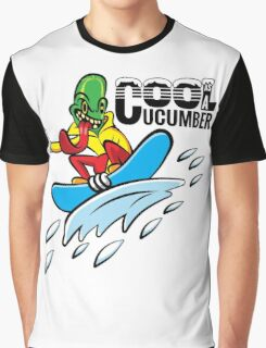 Cool as a Cucumber Graphic T-Shirt
