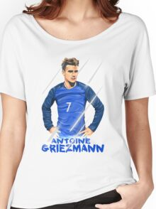 Griezmann Women's Relaxed Fit T-Shirt