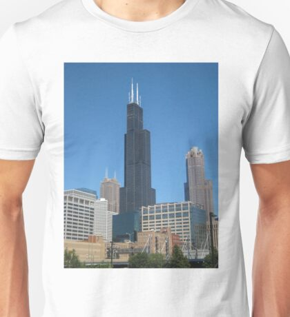 Sears Tower Willis Tower  Unisex T-Shirt