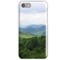 Smoky Mountains iPhone Case/Skin