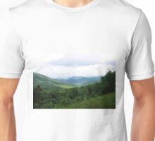 Smoky Mountains Unisex T-Shirt