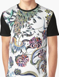 Flowers from the wild garden Graphic T-Shirt