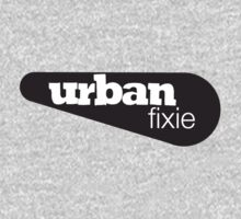 Urban Fixie Bikes One Piece - Short Sleeve