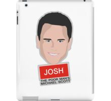 Josh Porter iPad Case/Skin