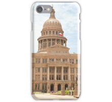 Texas State Capitol Building  iPhone Case/Skin