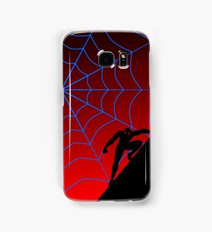 Spider Twilight Series - Peter Parker Spider-Man Samsung Galaxy Case/Skin