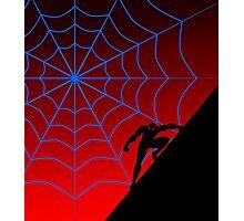 Spider Twilight Series - Peter Parker Spider-Man Photographic Print