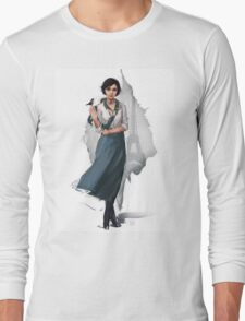 Elizabeth (Bioshock Infinite) Long Sleeve T-Shirt