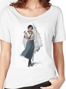 Elizabeth (Bioshock Infinite) Women's Relaxed Fit T-Shirt