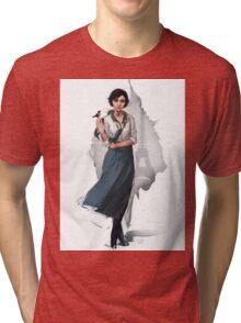 Elizabeth (Bioshock Infinite) Tri-blend T-Shirt