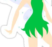 Tinkerbell popArt Sticker