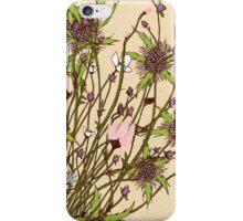 Wild Flowers Part 2 iPhone Case/Skin