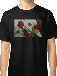 roses. Classic T-Shirt