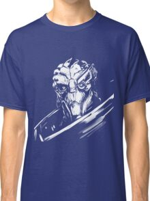 Garus - Mass Effect - White Classic T-Shirt