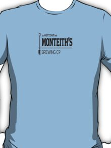 Monteith's Brewery T-Shirt