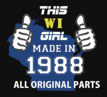 This Wisconsin Girl Made in 1988 by satro