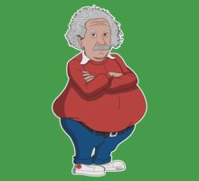 Fat Albert Einstein by Eddie Mauldin