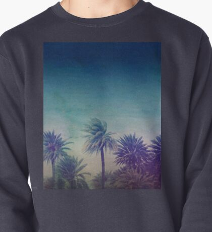 Palm Paradise Pullover