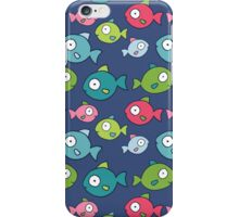 Little fishes iPhone Case/Skin