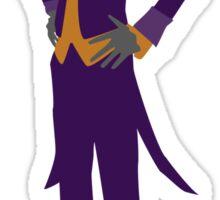 Batman Arkham Asylum-Joker Sticker