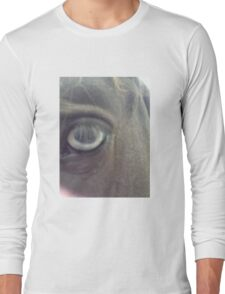 My blue eyed girl Long Sleeve T-Shirt