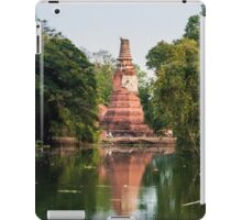 Historic City Ayuthaya iPad Case/Skin
