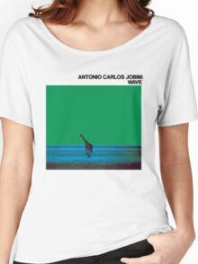 Antonio Carlos Jobim - Wave Women's Relaxed Fit T-Shirt