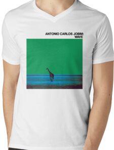 Antonio Carlos Jobim - Wave Mens V-Neck T-Shirt
