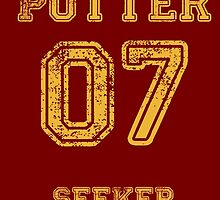 POTTER #07. by J-something