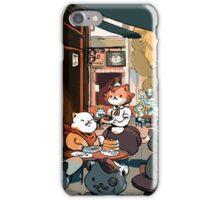 Sassy Frans Cafe iPhone Case/Skin