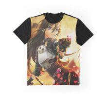 SAO 2 kirito Graphic T-Shirt