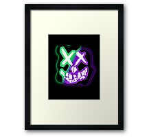Suicidal Group... Framed Print
