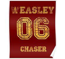 GINNY #06 chaser. Poster
