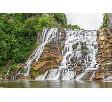 Ithaca Falls Photographic Print