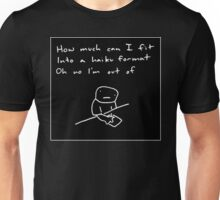 Haiku Format Unisex T-Shirt