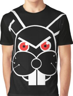 Evil rabbit   Graphic T-Shirt