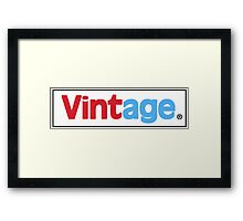 Celebrate Vintage Toys in Palitoy Toys Style. Framed Print