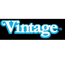 Celebrate Vintage Toys in the Kenner Toys Style Logo  Photographic Print