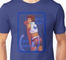 Save a Lion - Blue Unisex T-Shirt