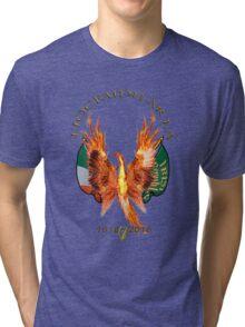 Tiocfaidh ár lá    Our day will come Tri-blend T-Shirt