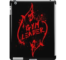 Valor Gym Leader iPad Case/Skin